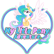 My Litle Pony All Friends by amkin