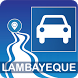 Mapa vial de Lambayeque - Perú