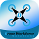Drone WorkForce Solutions by Orange Mantra