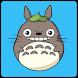 Totoro Wallpapers Art HD by AGRA MEDIA