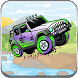 Monster Car Mountain Climb by Games Revolution