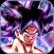 Goku Ultra Instinct limit breaker Wallpapers by KRIDA