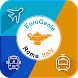 EuroGenie: Bus, Train and Flight Tickets in Italy by Selfie Baba Droid Team
