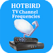 TV Channel Frequencies of HotBird by Hafari Dev
