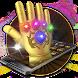 3D Golden Gauntlet Theme