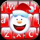 Cute Christmas Keyboard Theme by Trendy App Mania