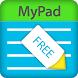 MyPad Notes Free by FC Studio