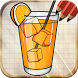 Draw Coctails Drinks by Art Guides Company