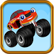 Blazing Monster Machines by Flik App