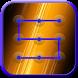 Laser Simulator Lock Screen by Crescentapp