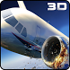 Extreme Airplane Crash Landing by Kick Time Studios