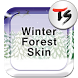 Winter Forest for TS Keyboard by TIME SPACE SYSTEM Co., Ltd.