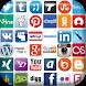 Social Networks All in One App by FurtZarta
