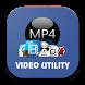 Video Utility, Video Editor, Cut Video