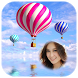 Air Balloon Photo Frames Montage by Insa Softtech