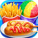 Carnival Fair Food - Crazy Yummy Foods Galaxy by Kid Kitchen Fun Media