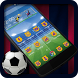 Football Barcelona Launcher by Free Android Themes