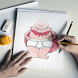 How To Draw Captain Underpants by Wormage.oi