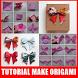 Tutorial How to Make Origami by Kangodi