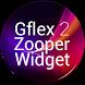 Gflex 2 Zooper Widget PRO by DDevicers