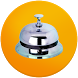 Service Desk Bell by Antilapps