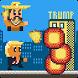 Taco Trump Down by esayitch