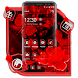 Black Red Rose Theme by Best Cool Theme Dreamer