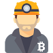 Bitcoin Miner - Mobile Faucet by One Minute Creative Ltd.