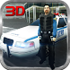 Urban Crime City Police Van 3D by Nation Games 3D