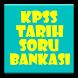 KPSS 2016 Tarih Soru Bankası by ozguruygulama