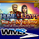 Rome and Egypt HD Slot Machine by Scientific Games Interactive