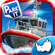 Police Boat Parking : 3D Race by Rhino Games Studio - Free Fun 3D Racing Games