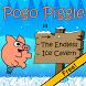 Pogo Piggle (free) Ice Cavern by (tinyvast)