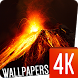 Volcanoes Wallpapers 4K by Ultra Wallpapers