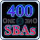 400 SBAs in Medicine + Surgery by One 2 One Medicine Ltd