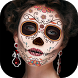 Day of the Dead Makeup – Sugar Skull Face Masks by New Creative Apps for Adults and Kids