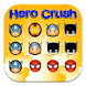 Hero Crush by DLove