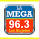 La mega 96.3 radio station - la mega los angeles by radiosdobrasilaovivo