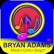Bryan Adams Songs & Lyrics by Songs Musica