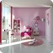 cute girl room puzzle