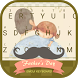 Love Father Theme&Emoji Keyboard by Emoji GIF Maker Fans