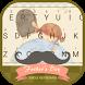 Love Father Theme&Emoji Keyboard