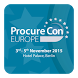 ProcureCon Europe 2015 by KitApps, Inc.