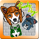 Puzzle Dog by Devil & Angel Studio