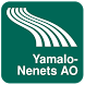 Yamalo-Nenets AO Map offline by iniCall.com