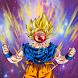 Super Saiyan Heroes Dragon Fly by Zodiac Games