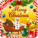 Merry Christmas 3D Theme&Emoji Keyboard by Fun Emoji Theme Creator