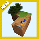 SkyBlock Islands Minecraft map by olpash