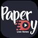 PaperBoy Telugu Live: News | TV | Social Feed | FM