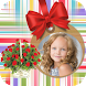 Flower Bouquet Photo Frame by Creative Photo Editors